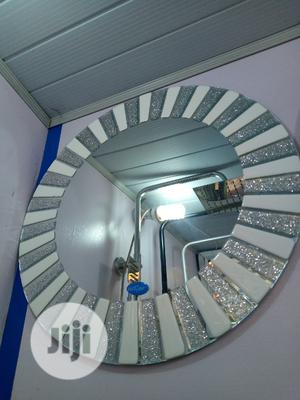Excellent Round Mirror | Home Accessories for sale in Lagos State, Orile