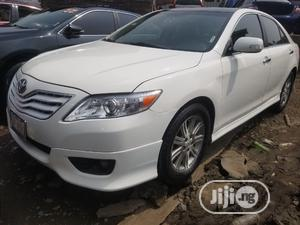 Toyota Camry 2008 2.4 SE White | Cars for sale in Lagos State, Amuwo-Odofin
