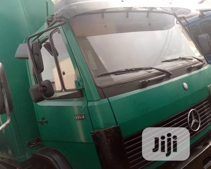 Mercedes Benz Truck 814 | Trucks & Trailers for sale in Amuwo-Odofin, Lagos State, Nigeria