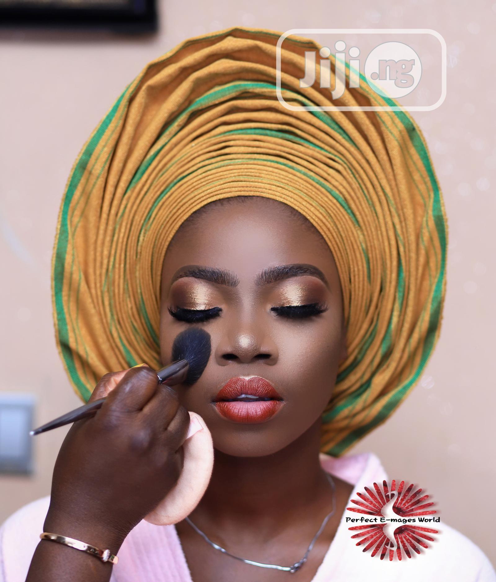 Archive: Professional Bridal Make Up Artist