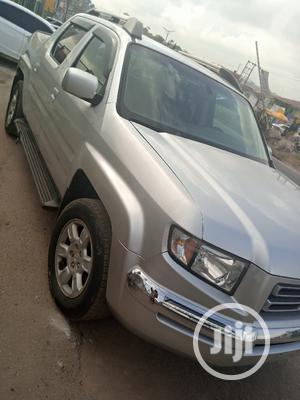 Honda Ridgeline 2006 RTL Silver   Cars for sale in Oyo State, Ibadan