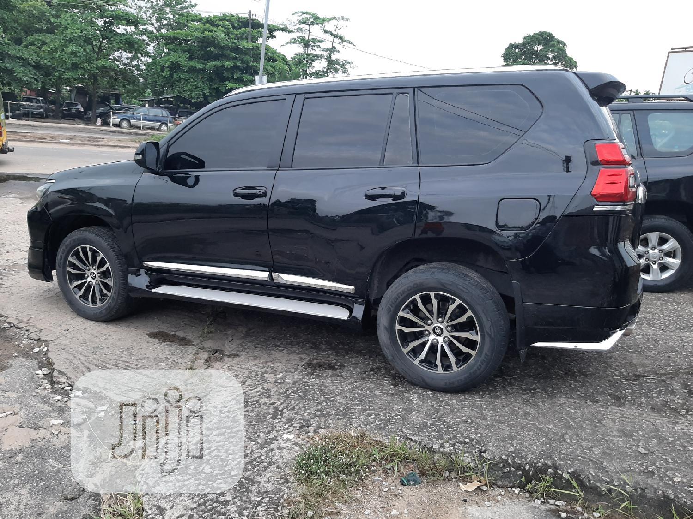 Toyota Land Cruiser Prado 2015 VX Black | Cars for sale in Amuwo-Odofin, Lagos State, Nigeria