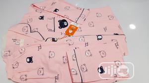 Pink Girl's Pyjamas/Night Wear | Children's Clothing for sale in Lagos State, Ojodu