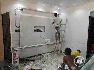 Building Painting, Wall Screeding, Gypsum/Pop Ceilings   Building & Trades Services for sale in Lagos State, Lekki
