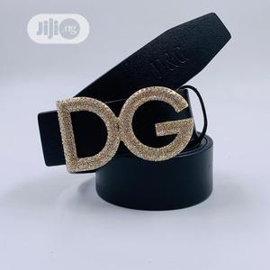 Dolce and Gabbana Luxury Leather Belt | Clothing Accessories for sale in Lagos State, Lagos Island (Eko)