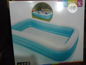Big Intex Swimming Pool | Sports Equipment for sale in Lagos State, Surulere