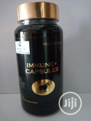 Immune +. Treats Liver, Kidney, Heart, Lung & Stroke Disease   Vitamins & Supplements for sale in Lagos State, Surulere