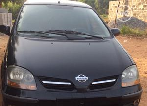 Nissan Almera 2004 Tino Black | Cars for sale in Ogun State, Ijebu Ode