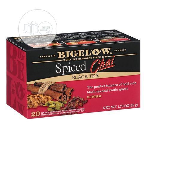 Bigelow Spiced Chai Black Tea, 20 Bags