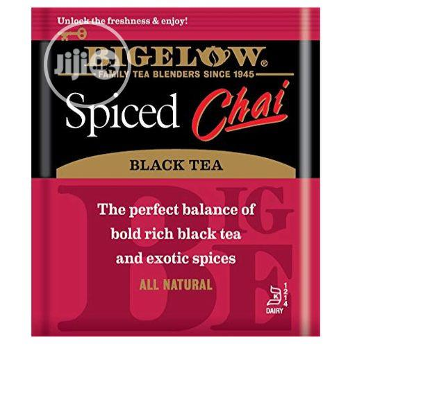 Bigelow Spiced Chai Black Tea, 20 Bags | Meals & Drinks for sale in Amuwo-Odofin, Lagos State, Nigeria