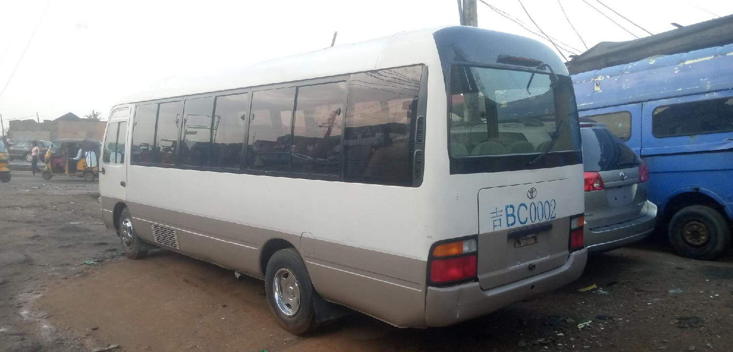 Toyota Coaster Bus   Buses & Microbuses for sale in Isolo, Lagos State, Nigeria