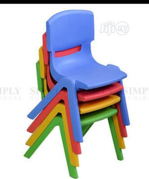 Kids Plastic Chair For Age 1-6years | Children's Furniture for sale in Lagos State, Lagos Island (Eko)
