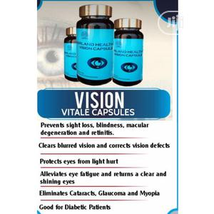 Vision Vitale. Regains Your Eye Sight 100% Without Surgery   Vitamins & Supplements for sale in Lagos State, Surulere