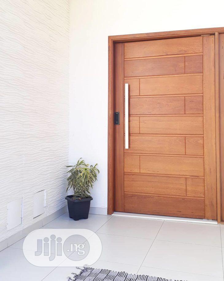 Main Entrance Water Proof Doors