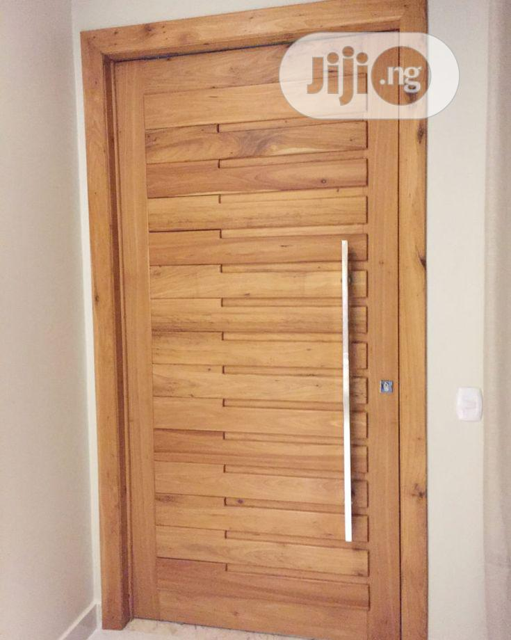 Main Entrance Water Proof Doors   Furniture for sale in Ojo, Lagos State, Nigeria