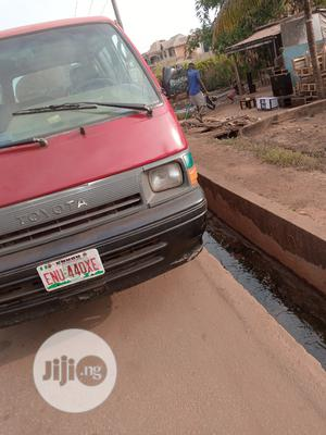 Red Toyota Hiace | Buses & Microbuses for sale in Enugu State, Enugu