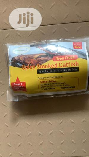Smoked Cat Fish   Meals & Drinks for sale in Lagos State, Ikorodu