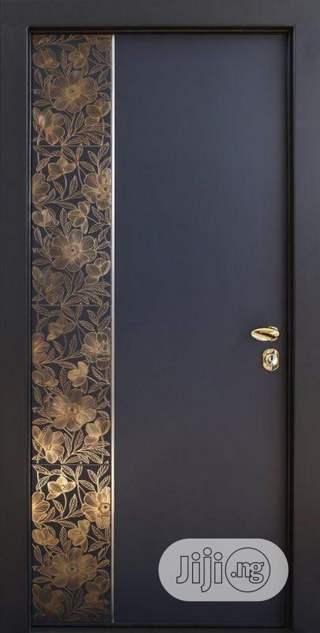 HDF Laminated Doors