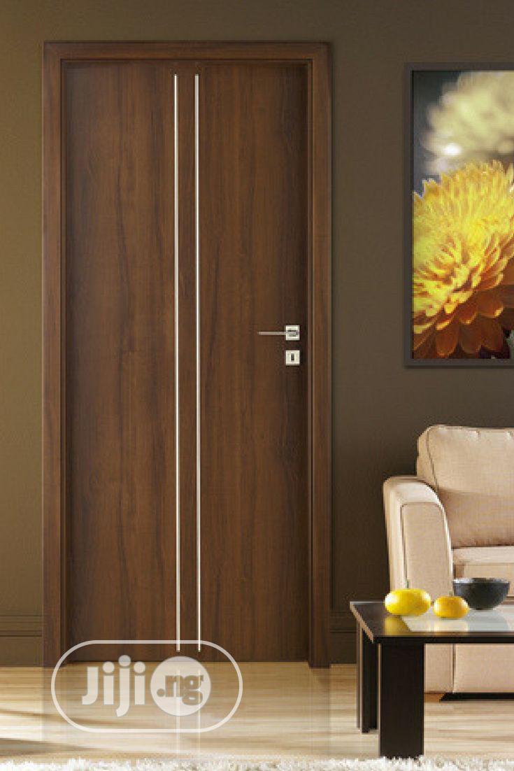 HDF Laminated Doors | Furniture for sale in Ojo, Lagos State, Nigeria
