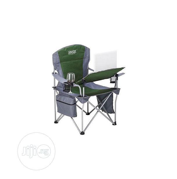 Creative Camping/Hiking Chair