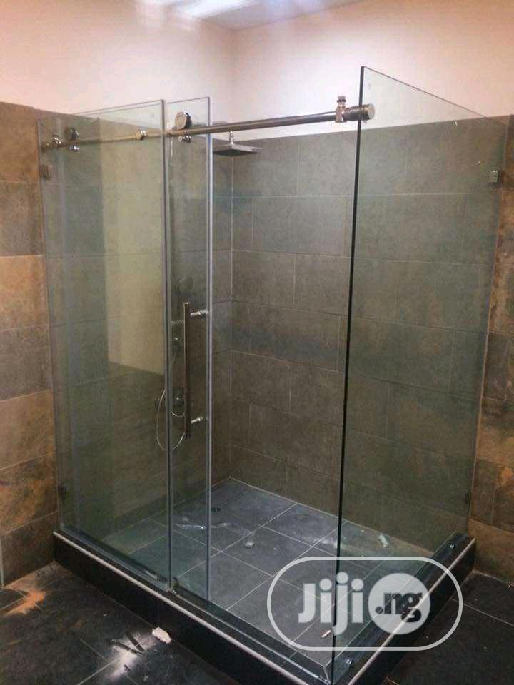 Shower Cubicle With 10mm Tempered Glass | Plumbing & Water Supply for sale in Wuse 2, Abuja (FCT) State, Nigeria