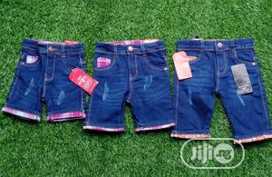 Children Jeans Short | Children's Clothing for sale in Lagos State, Ipaja