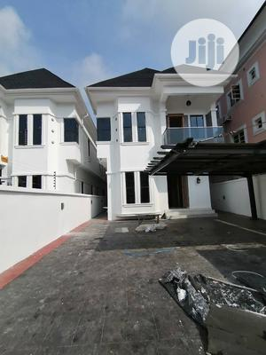 Luxurious 5 Bedroom Fully Detached Duplex With Bq | Houses & Apartments For Sale for sale in Lagos State, Lekki
