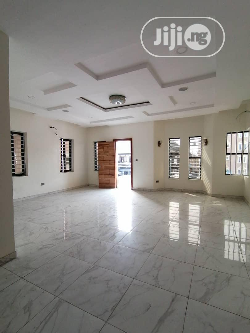 Archive: Luxurious 5 Bedroom Fully Detached Duplex With Bq