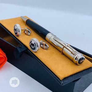 Emporio Armani Pen and Cufflinks | Clothing Accessories for sale in Lagos State, Lagos Island (Eko)