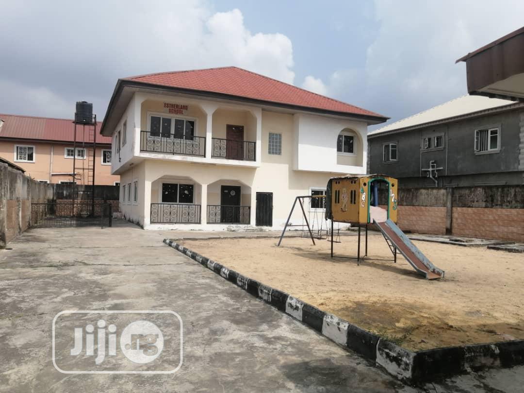 5bedroom Detached Duplex for Sale at United Estate Sangotedo