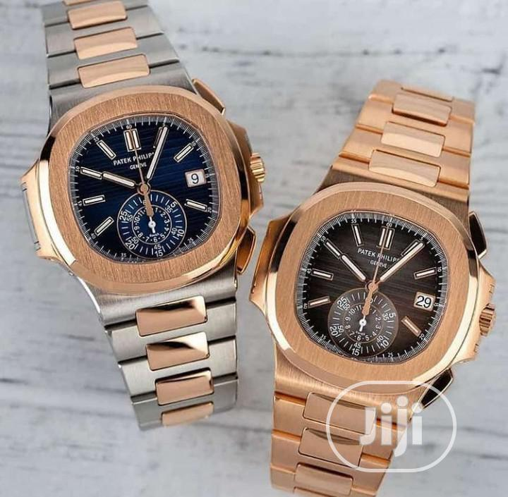 Top Quality Patek Philippe Stainless Steel Watch