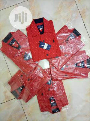 Tommy Cotton Shirts for Boys | Children's Clothing for sale in Abuja (FCT) State, Gwarinpa