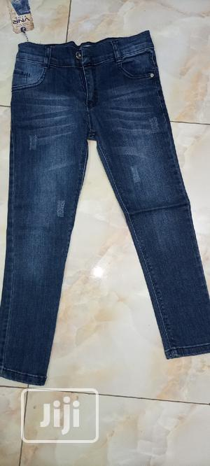 Unisex Children's Denim Pants | Children's Clothing for sale in Abuja (FCT) State, Gwarinpa
