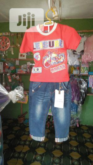Children Wares Jeans and Top | Children's Clothing for sale in Lagos State, Lagos Island (Eko)