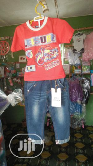 Kids Jeans and Top | Children's Clothing for sale in Lagos State, Lagos Island (Eko)