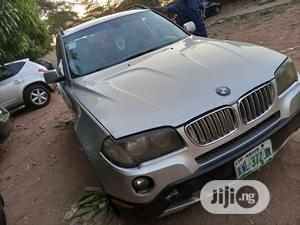 BMW X3 2007 Silver   Cars for sale in Abuja (FCT) State, Jabi