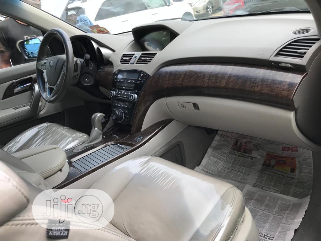 Archive: Acura MDX 2011 Gray