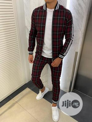 Designer's Male Track Suit   Clothing for sale in Lagos State, Lekki