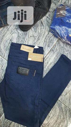 Quality Burberry Jeans Trouser | Clothing for sale in Lagos State, Lagos Island (Eko)