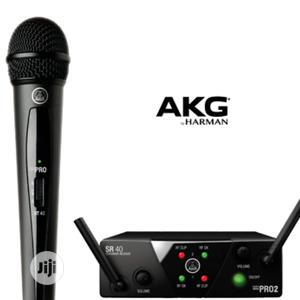 Akg Wms40 Wireless Microphone | Audio & Music Equipment for sale in Lagos State, Ikeja