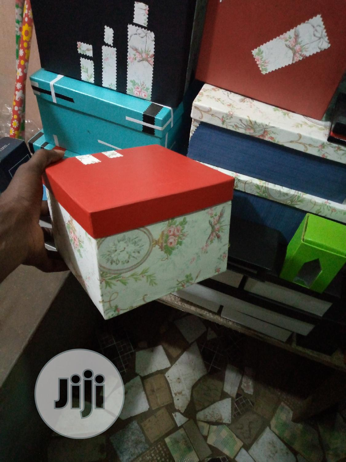 Exclusive Design Of Gift Boxes