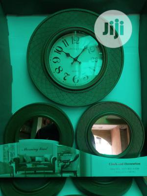 3 in 1 Clock and Mirror   Home Accessories for sale in Lagos State, Ipaja