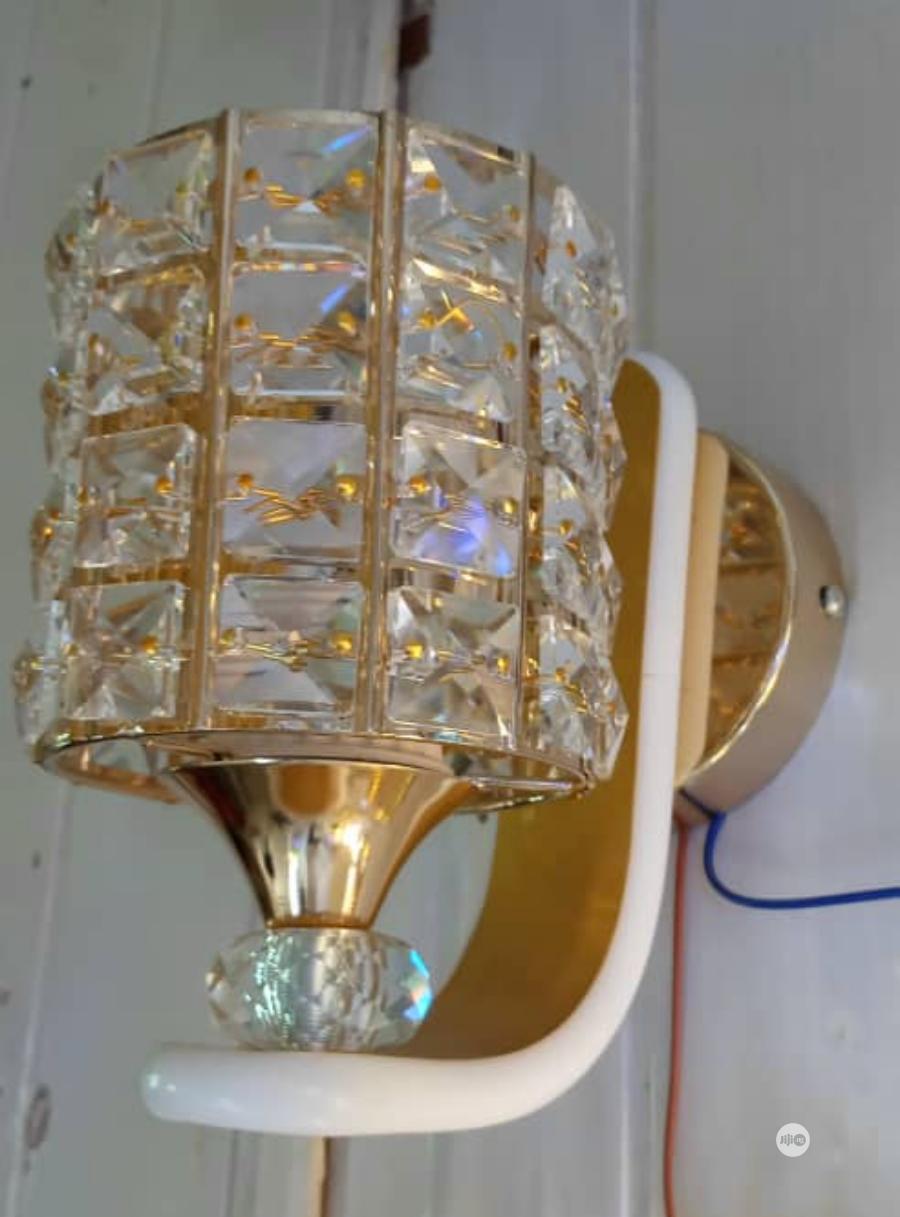 Crystal Wall Bracket Light In Lekki Home Accessories Dansach Energy Jiji Ng