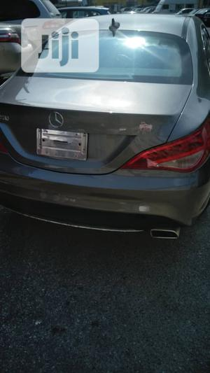 Mercedes-Benz CLA-Class 2014 Gray | Cars for sale in Lagos State, Amuwo-Odofin
