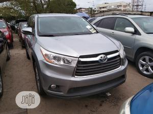 Toyota Highlander 2014 Beige | Cars for sale in Lagos State, Apapa