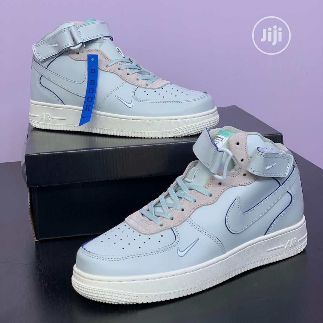 Nike AIR FORCE 1devin Booker High Top S   Shoes for sale in Lagos Island (Eko), Lagos State, Nigeria