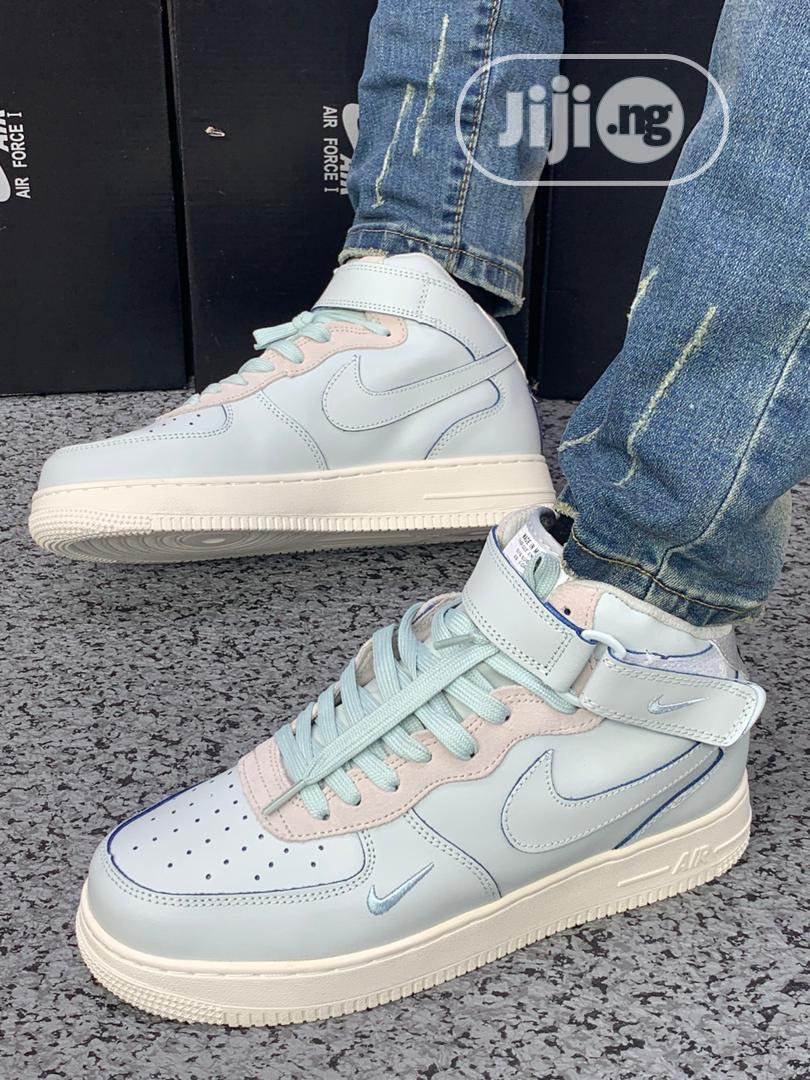 Nike AIR FORCE 1devin Booker High Top S