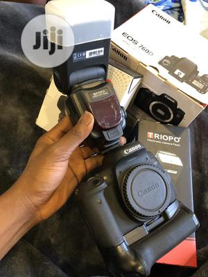Brand New Canon 760D Rebel T6s DSLR | Photo & Video Cameras for sale in Imo State, Owerri