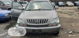 Lexus RX 2001 300 Silver   Cars for sale in Rivers State, Port-Harcourt