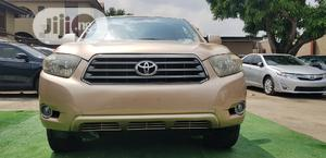 Toyota Highlander 2008 Limited Gold   Cars for sale in Lagos State, Ikeja